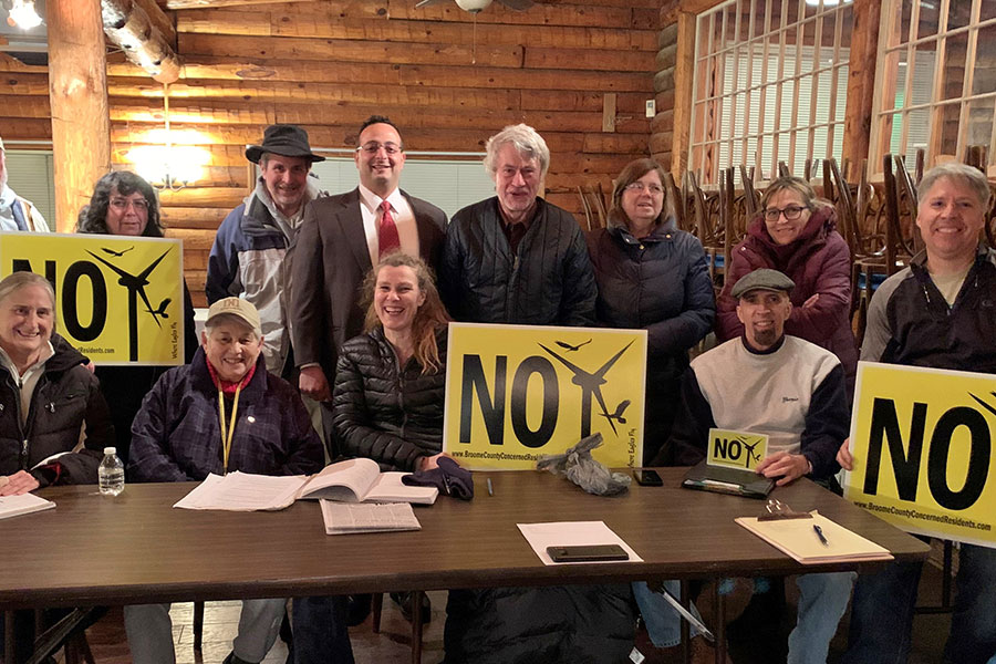 Broome County Concerned Residents Endorse Nick Libous